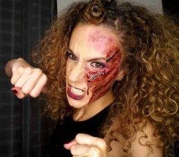 Maquillage artistique et effets spéciaux