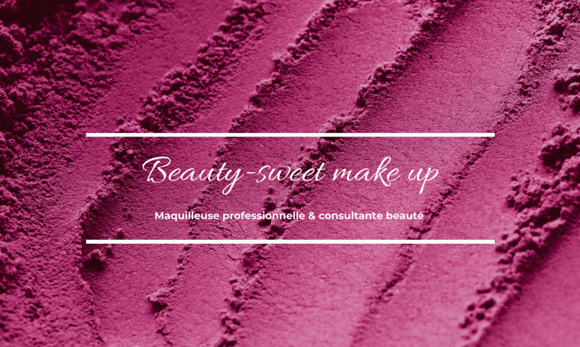 Beauty Sweet Make up